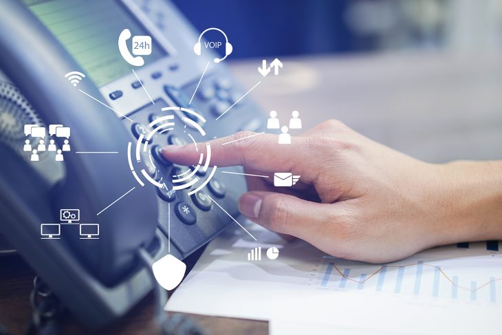 What can VoIP offer businesses?